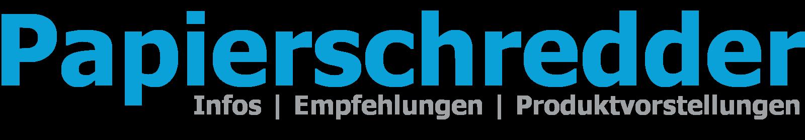 Papierschredder-logo